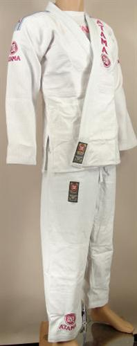 Atama Women's Bleached Judo and Jiu-Jitsu Uniform